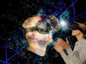 Dataprylar för spel: VR-glasögon